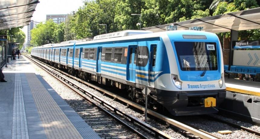 Tren a Bahía Blanca: creció un 74 % la cantidad de pasajeros en octubre