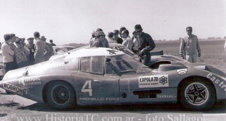 A 50 años de la última carrera de Dante Emiliozzi en el TC