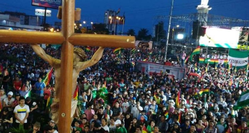 Bolivia II: 'Si hubiera un Golpe de Estado, lo habría dado Evo'