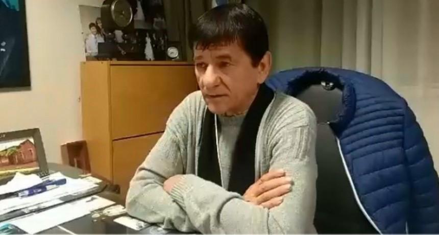 Gasparini: 'yo en política aprendí a volar y no a arrastrarme'