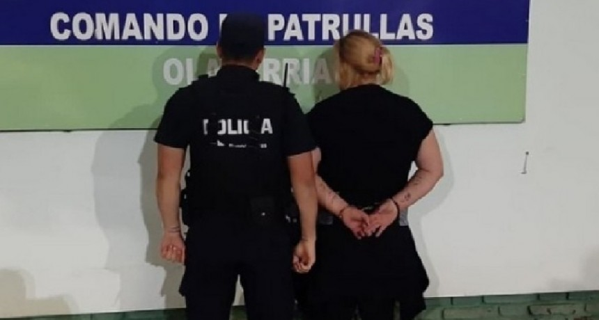 Una mujer detenida por violar una prohibición de acercamiento