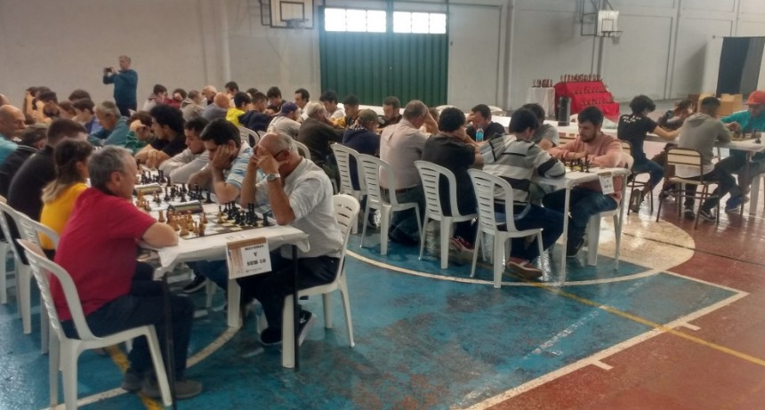 Ajedrez: se disputó la última fecha del Gran Prix Provincial