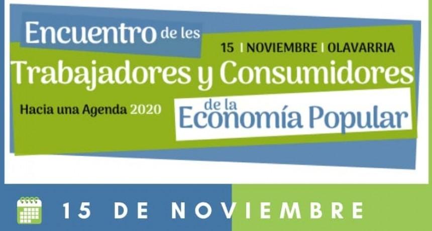 Primer Encuentro de Economía Popular en Olavarría