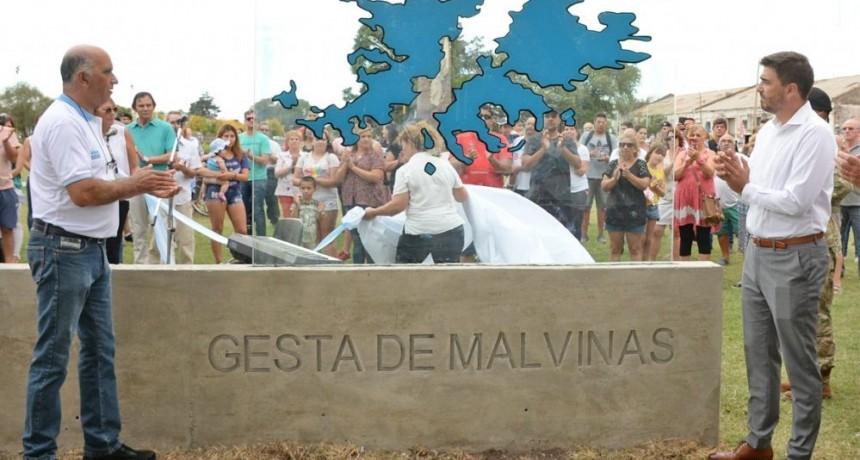 """Se inaugurará en Loma Negra el Monumento """"Malvinas, Héroes y Veteranos de Guerra"""""""