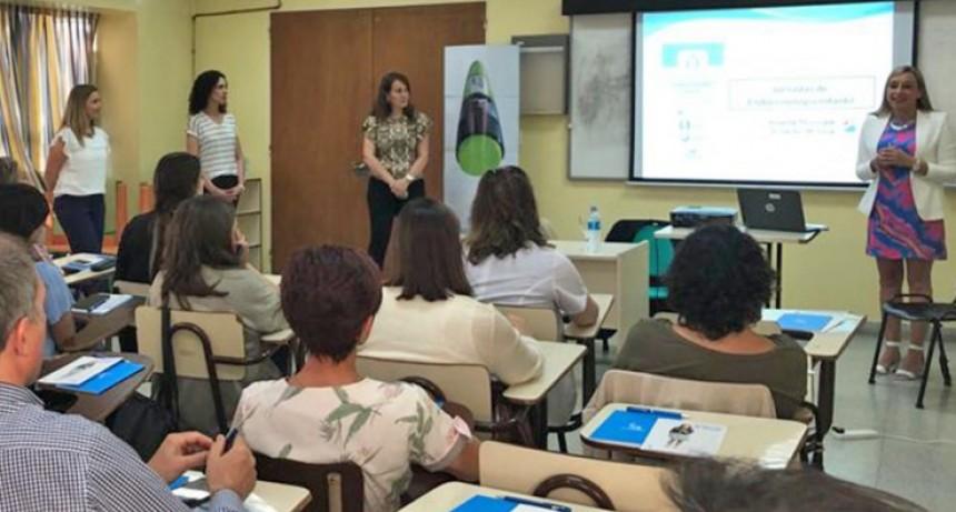 Comenzaron las Jornadas de Endocrinología Infantil en el Hospital Municipal