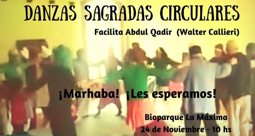 Encuentro de Danzas Sagradas Circulares