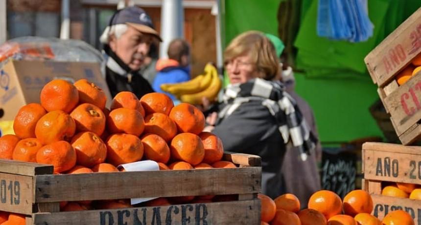 """El """"Mercado en tu Barrio"""" en diciembre vuelve al Parque Eseverri"""