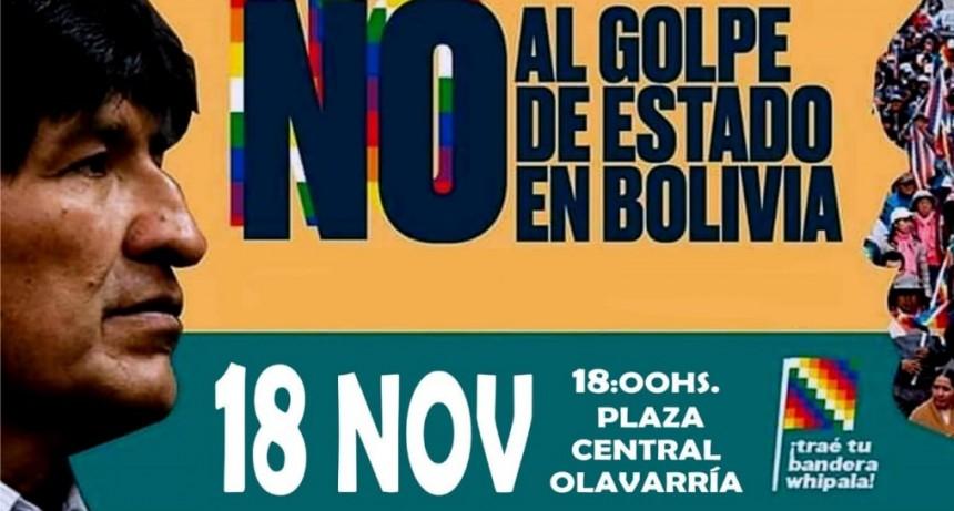 La ARBO convoca a manifestarse a favor de Evo Morales