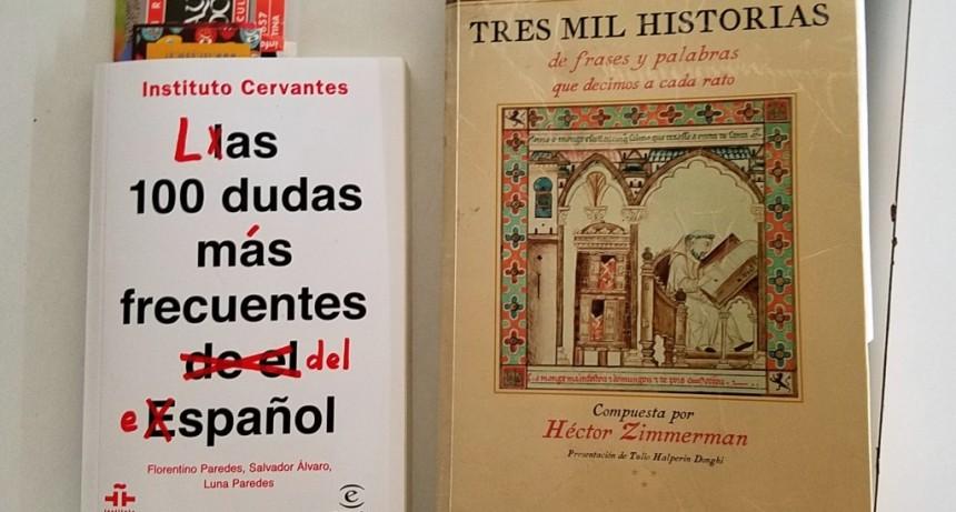 El idioma español y sus dudas y errores frecuentes en La Biblioteca