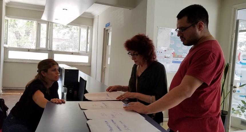 Piden la recuperación del 'Pasaje Carlos Gardel'
