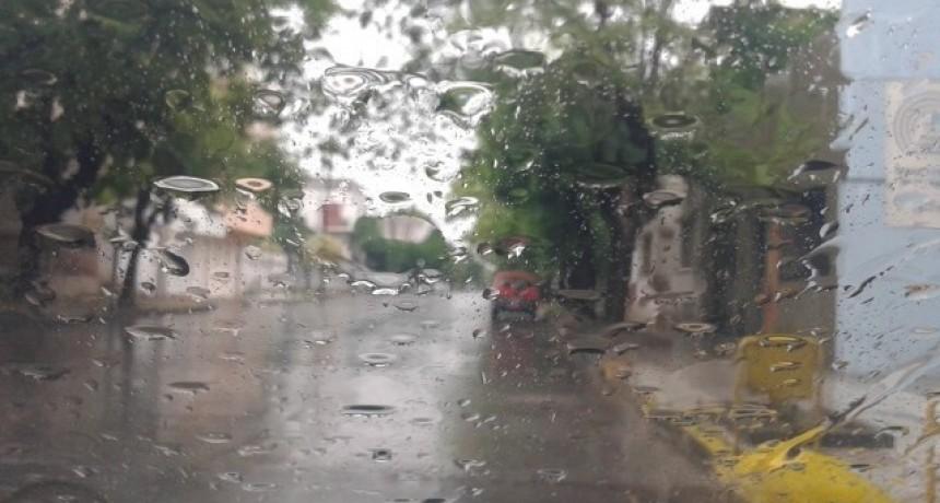 Nuevos registros de lluvia, tras la tormenta de este jueves