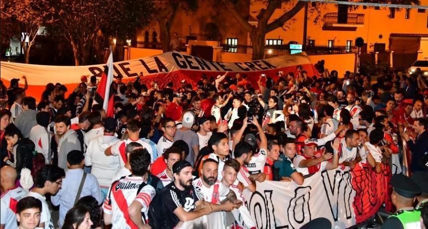 Lima cambiada por la Final de la Libertadores