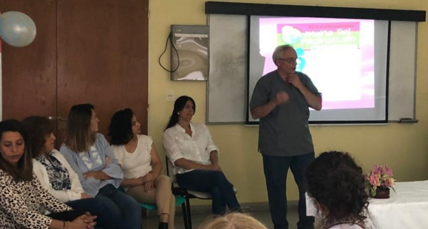 Semana del Prematuro: encuentro del Servicio de Neonatología