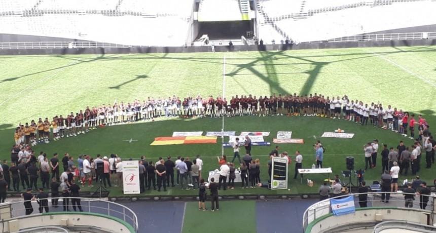 Segundo puesto para la Unidad 2 de Sierra Chica en Seven de Rugby intercárceles