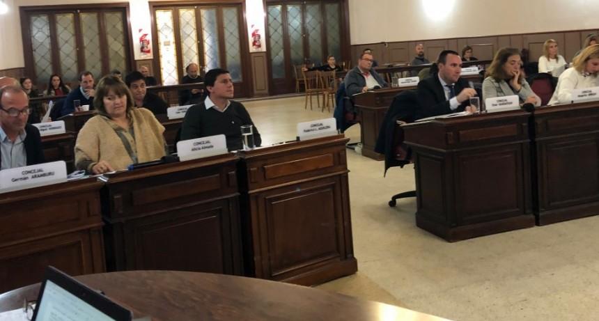 El Ejecutivo promulgó y vetó proyectos de ordenanzas aprobados por el Concejo Deliberante