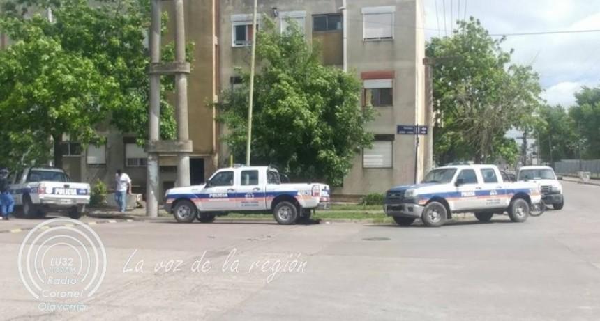 Enfrentamientos en el Barrio FONAVI