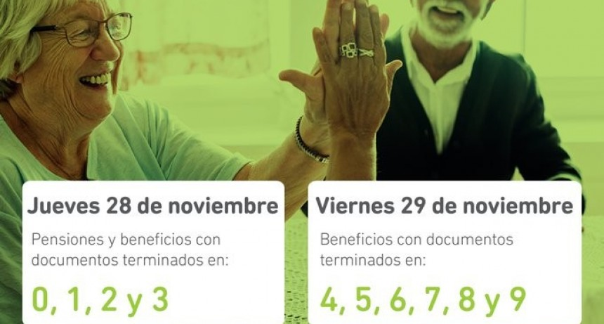 Desde el jueves 28 los jubilados y pensionados del IPS cobran haberes de noviembre