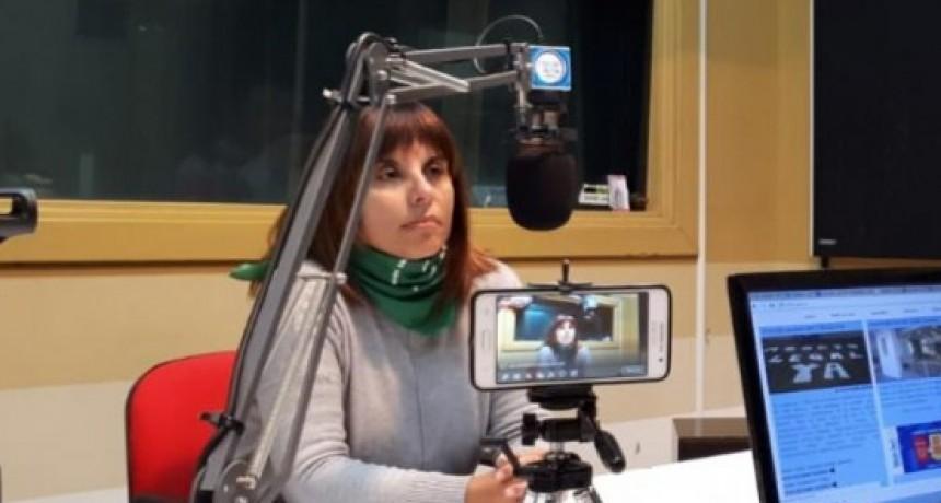 'La lucha feminista hace que haya más denuncias'
