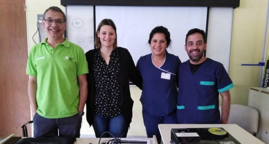 Actualización y formación en salud: ateneo de Enfermería