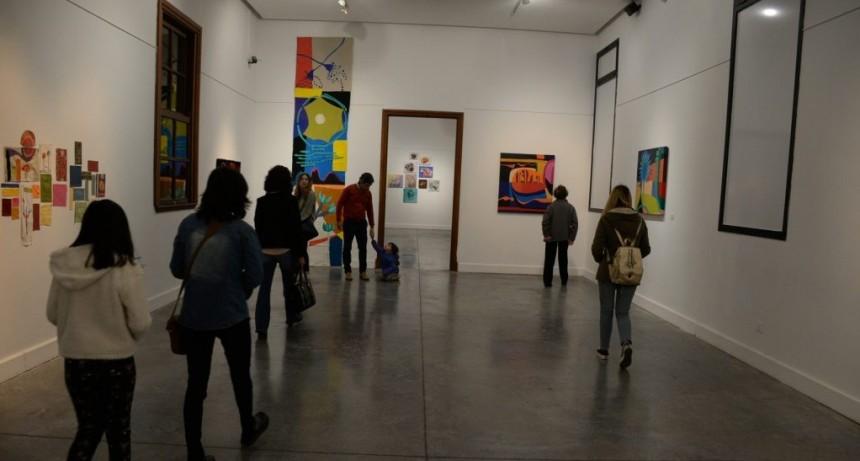 El Centro Cultural abre sus puertas a una nueva muestra de artistas locales