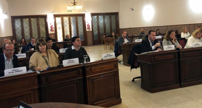Sesiona este jueves el Concejo Deliberante