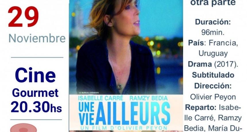 Último cine gourmet del año en la Alianza Francesa