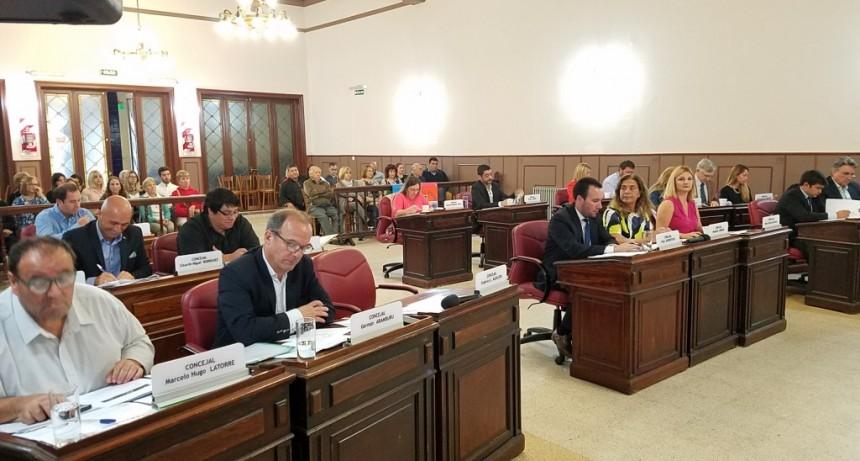 HCD: molestia por la vuelta a comisión de un par de proyectos