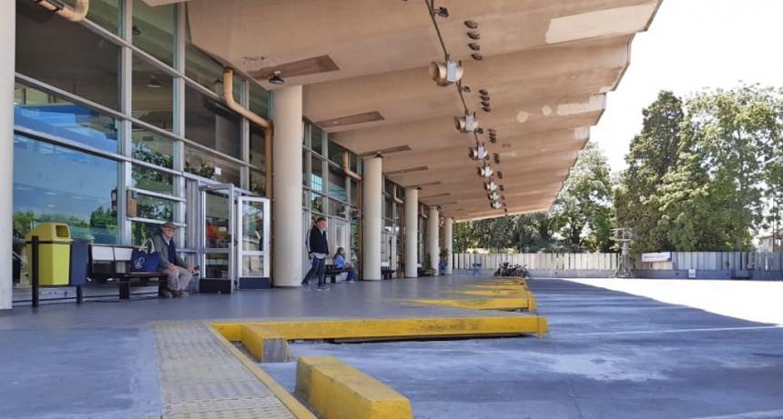 Se realizó la obra de reconstrucción de dársenas en la Terminal