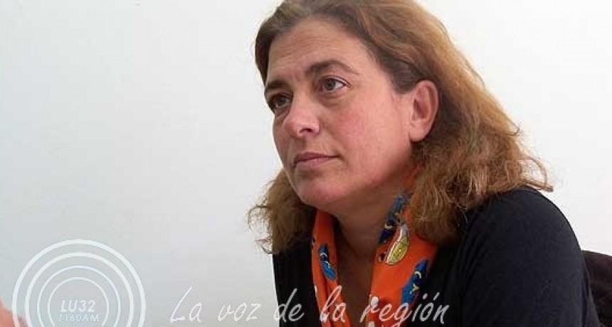 Margarita Arregui deja la banca de concejal