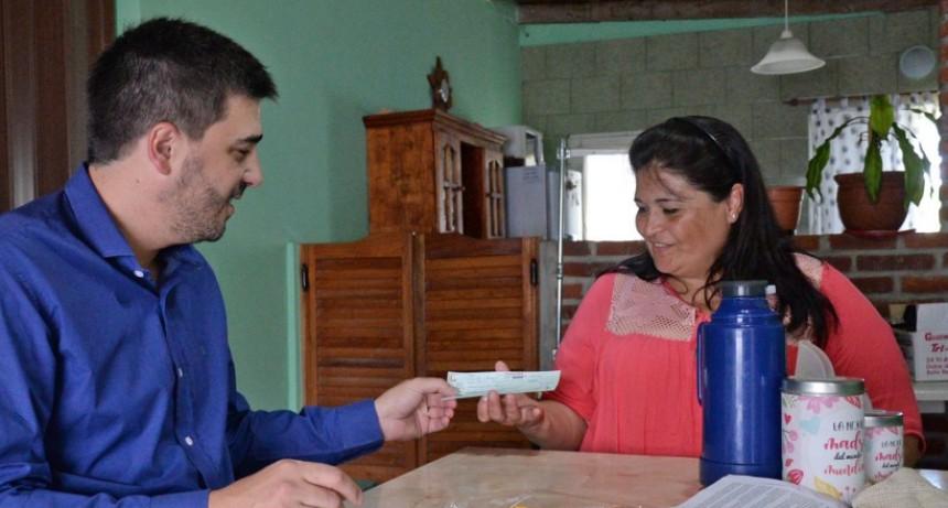 El Municipio respalda el trabajo de emprendedores locales