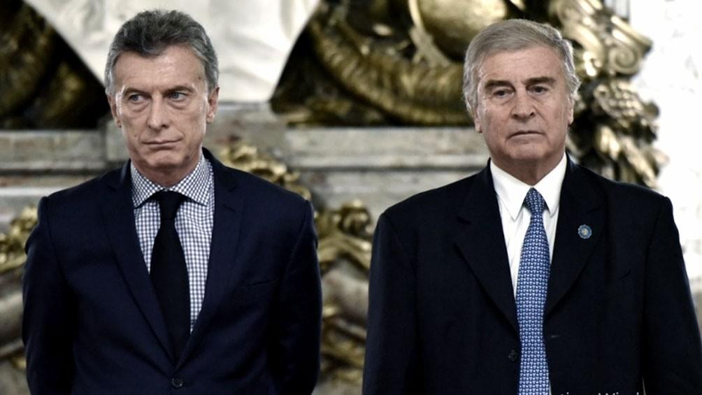 Ara San Juan: para el fiscal, Macri y Aguad tienen responsabilidad penal en el hundimiento del submarino
