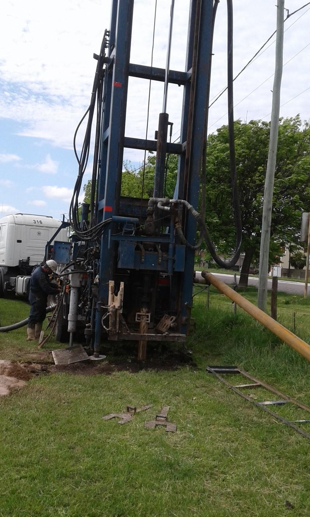 Coopelectric Informa: nuevo pozo de extracción de agua