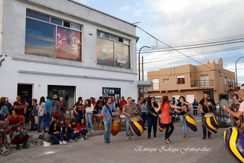 El espacio cultural La Yumba  cumple 2 años