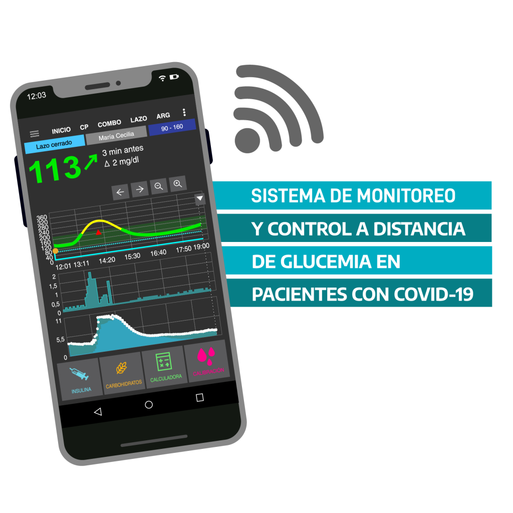 Ingeniería: importantes avances del sistema de telemedicina para el control de la glucemia en pacientes con COVID-19