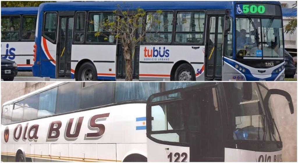 Transporte Público: Importante caída de ingresos de las empresas de Olavarría