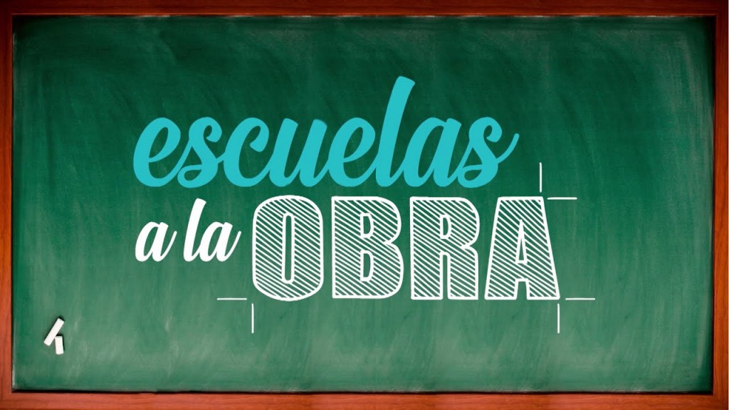 Se realizan 35 obras de infraestructura escolar en Olavarría