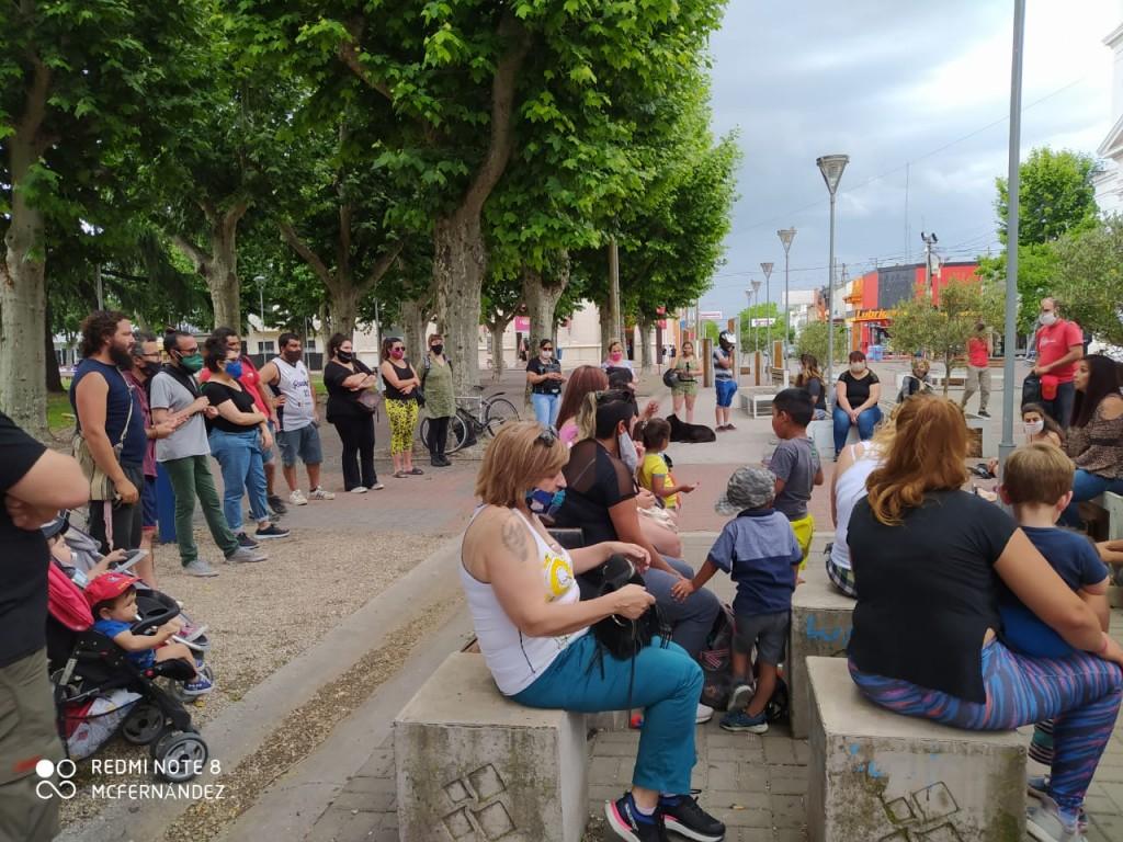 La Asamblea por la Vivienda hace pública carta a Fernández y Kicillof