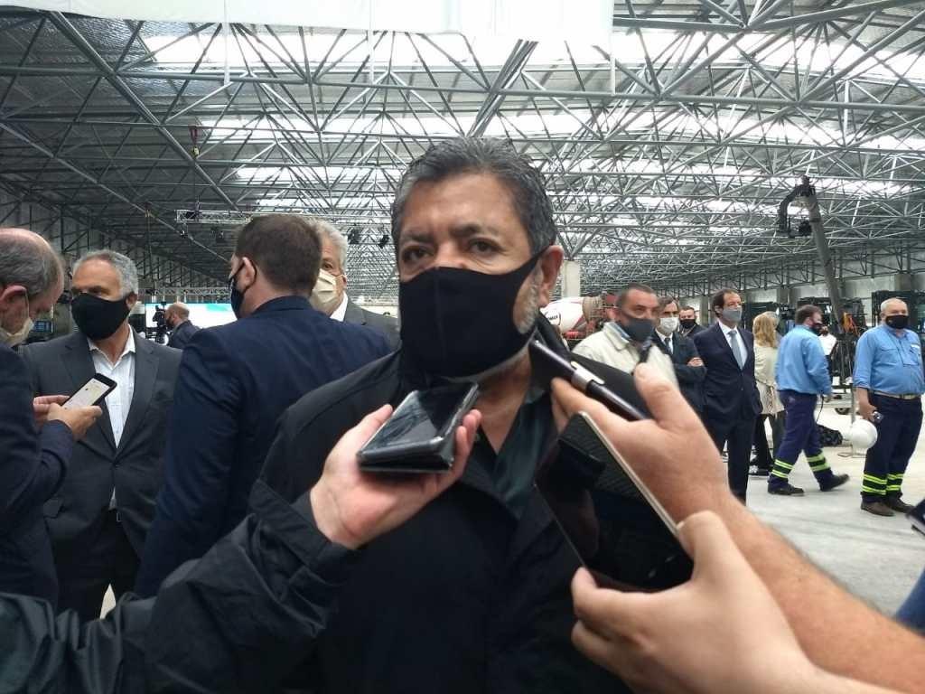 Martínez: 'La Justicia tiene que actuar, nosotros buscamos limpiar las malezas'