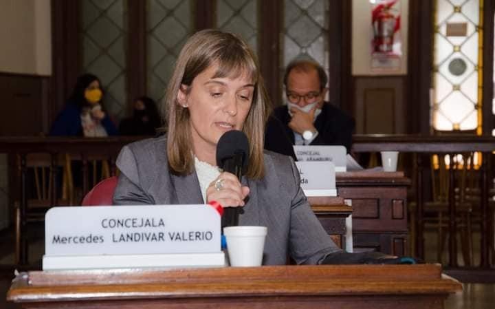 Mercedes Landívar ´Dimos otro paso hacia una ciudad más amigable e inclusiva'