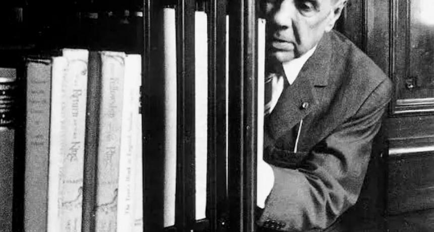 Una publicación de Borges revelada recientemente