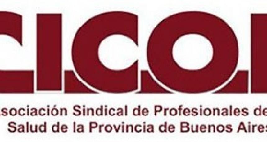 En la provincia, médicos y profesionales de la Salud convocan a un paro este miércoles 25