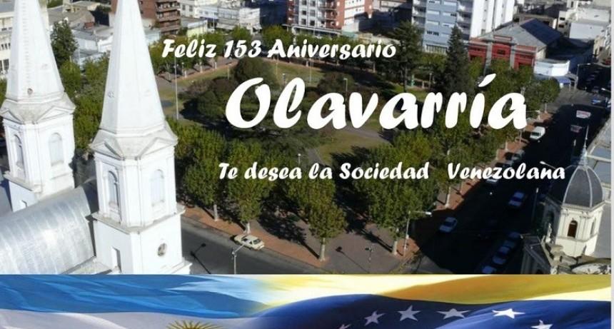 Feliz Cumpleaños Olavarría