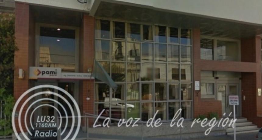 La oficina de PAMI permanecerá cerrada por el aniversario de Olavarría
