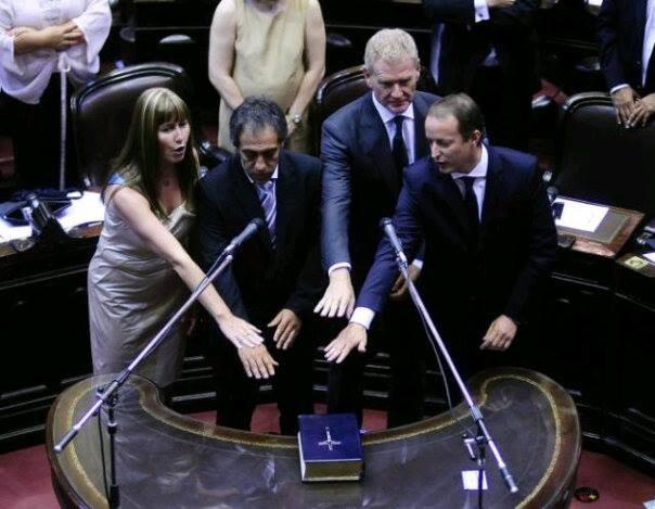 Tras jurar como Diputada Nacional, Liliana Schwindt dialogó con Radio Olavarría