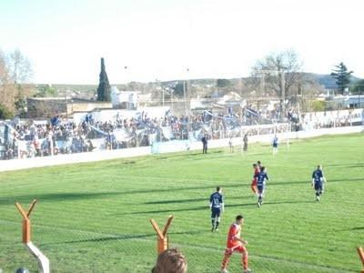 Fútbol:Suspendido Ferro-Kimberley