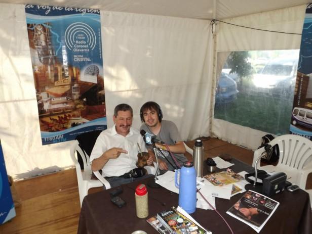 El Festival de Doma y Folcklore arrancó con excelente marco de público