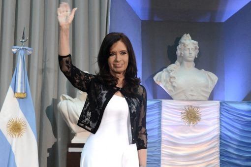 Cristina dijo que no será candidata en 2015