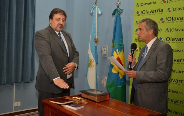 Julio Frías se reunirá con el Subadministrador del Instituto de la Vivienda José Gervasio González Hueso
