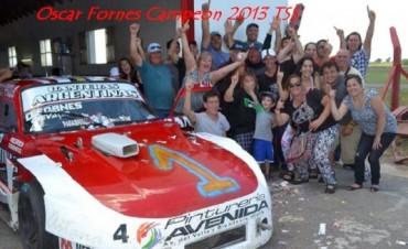 Oscar Fornes campeonísimo
