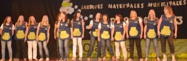 Más de 300 egresados de los Jardines Maternales Municipales recibieron sus diplomas